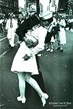 Kissing On VJ Day (War's End Kiss) Art Print Poster - 24x36