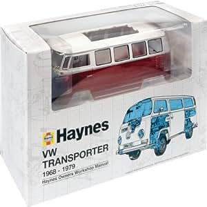 Build Your Own Haynes VW Camper Van