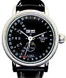 [エアロマティック] Aeromatic1912 腕時計 ドイツ製 一戦復刻 自動巻 カレンダー特殊文字盤 A1308[並行輸入品]