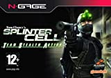 Video Games - Splinter Cell - Tom Clancy