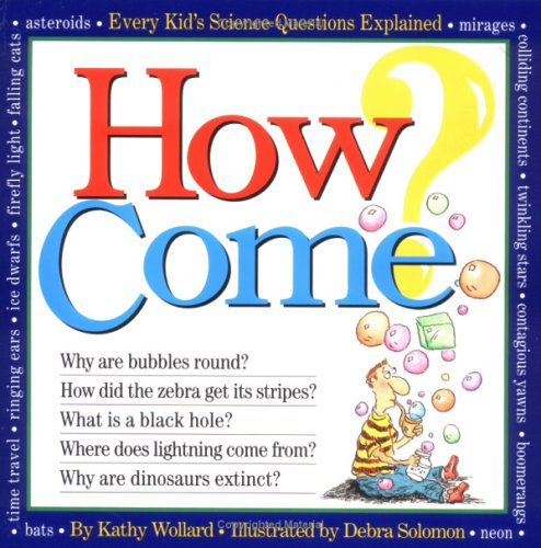 How Come?, KATHY WOLLARD, DEBRA SOLOMON