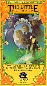 Faerie Tale Theatre: Little Mermaid [VHS]