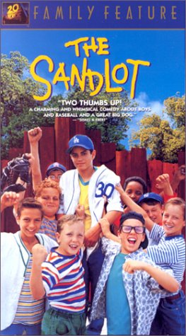 baseball movies of the 90s - The Sandlot