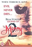 Bram Stoker's Legend Of The Mummy 2 [2000] [DVD]
