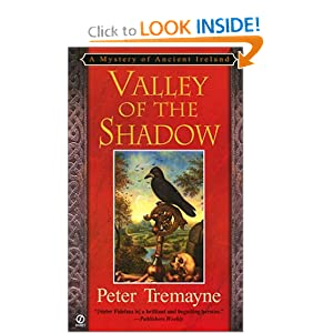 Valley of the Shadow (Sister Fidelma Mysteries) Peter Tremayne