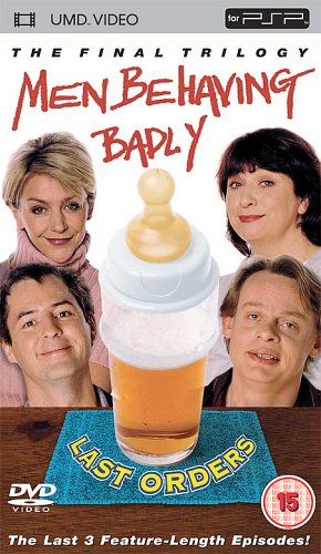 Men Behaving Badly - Last Orders [UMD Mini for