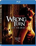 Wrong Turn 3: Left for Dead (Unrated) [Blu-ray]