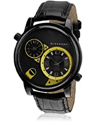 Giordano Black Dial Men's Watch - P11200