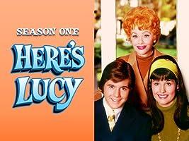 Here's Lucy Season 1