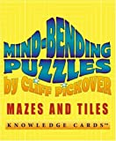 Mind-Bending Puzzles: Mazes & Tiles Knowledge Cards Deck (0764920294) by Pomegranate