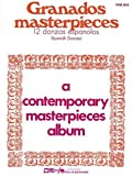 img - for Masterpieces (12 Spanish Dances): Piano Solo book / textbook / text book