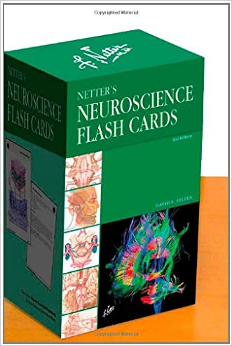 Netter's Neuroscience Flash Cards, 2e (Netter Basic Science)