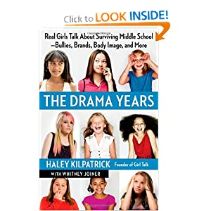 Download book The Drama Years: Real Girls Talk About Surviving Middle School -- Bullies, Brands, Body Image, and More