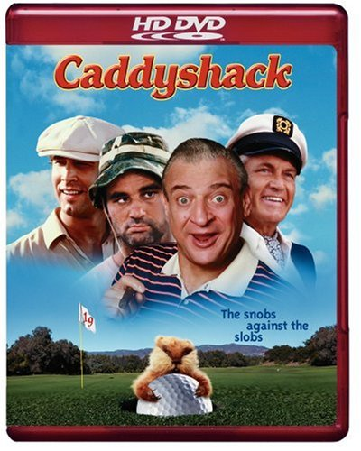 Cover art for  Caddyshack [HD DVD]
