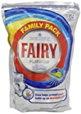 Fairy Platinum Lemon Dishwasher Tablets 62 Washes