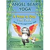 Angel Bear Yoga Playing Cards ~ Christi Eley