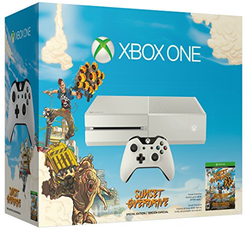 Xbox One Special Edition Sunset Overdrive Bundle image