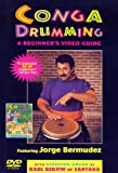 Conga Drumming A BeginnerS Guide To Playing With Time DVD Region 1 NTSC