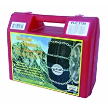 Glacier Chains PLC 1138 Passenger Square Link Chains