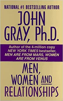 men women and relationships john gray 9780061010705