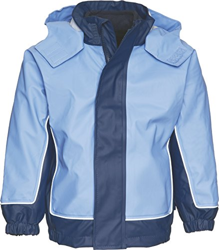Playshoes Regenjacke 2 in 1 408621 Unisex
