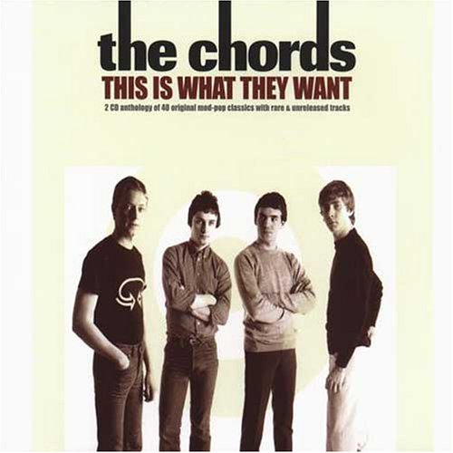 The Chords - This is What They Want ( CD 1 ) - Zortam Music