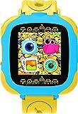 Gru: Mi Villano Favorito - Reloj-cámara, color amarillo (Lexibook DMW100DES)