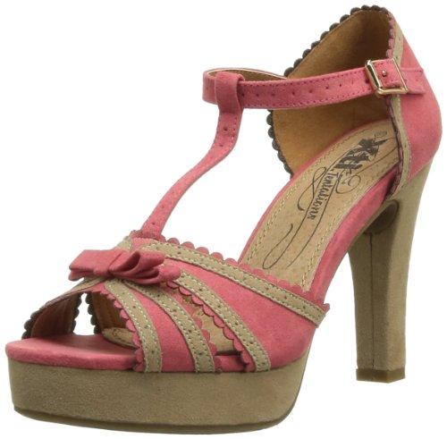 XTI Women's 29448 Fashion Sandals Pink Rose (Rosa) 41