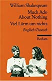 Much Ado About Nothing / Viel Lärm um nichts [Zweisprachig] title=