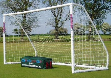 Samba 12 x 6 Match Football Goal