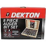 Dekton DT40815 Auger Bit Set (8 Pieces)