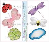 Butterfly Ladybug