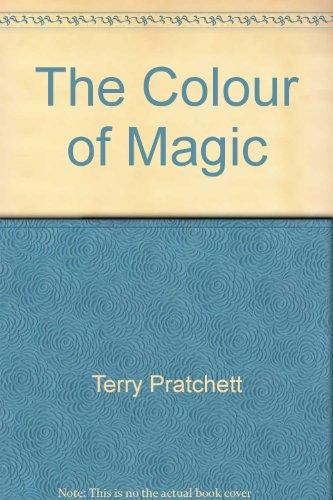 Buchseite und Rezensionen zu 'The Colour of Magic' von Terry Pratchett