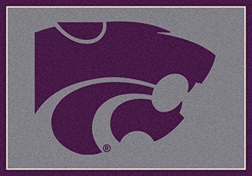 Kansas State Wildcats NCAA Milliken Team Spirit Area Rug (2'8