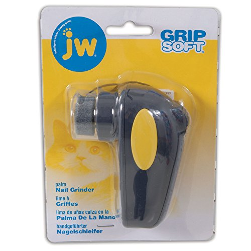 JW Pet Company Palm Nail Grinder for Cat (Jw Palm Nail Grinder compare prices)