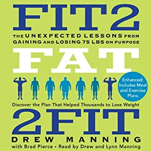 Fit2Fat2Fit: The Unexpected Lessons from Gaining and Losing 75 Lbs on Purpose | [Drew Manning]