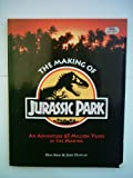 img - for The Making of Jurassic Park book / textbook / text book