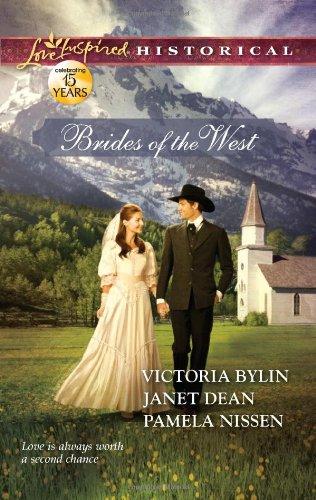 Brides of the West: Josie's Wedding DressLast Minute BrideHer Ideal Husband (Love Inspired Historical)