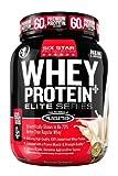 Six Star Pro Nutrition Elite Series Whey Protein Powder 2lb Vanilla