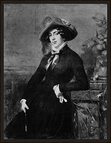 Portrait of Lola Montez (1821-61), 1844