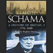 A History of Britain, Volume 3: The Fate of Empire, 1776 - 2000   [Simon Schama]