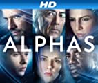 Alphas [HD]: Alphas Season 1 [HD]