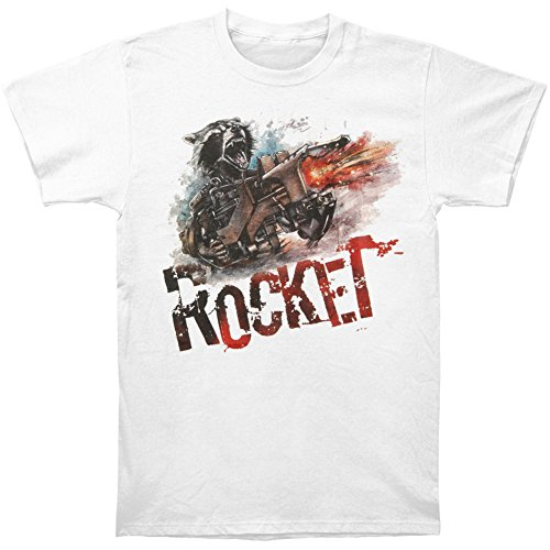 Guardians of the Galaxy Rocket the Raccoon Shirt