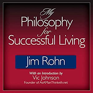 My Philosophy for Successful Living Audiobook