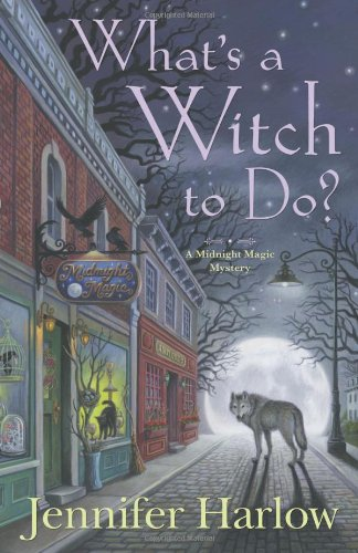 Image of What's a Witch to Do? (A Midnight Magic Mystery)