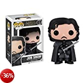 Funko - Figurine Game Of Thrones - Jon Snow Pop 10cm - 0830395030906