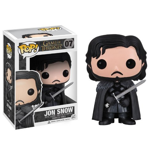 Funko POP Game of Thrones: Jon Snow Vinyl Figure - 1