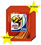 - Fifa World Cup 2010 Sticker Packs - 40 Packs Special by Panini