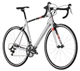 Diamondback Bicycles 2014 Century 3 Road Bike (700cm Wheels), 60cm, Silver