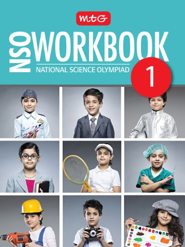 MTG National Science Olympiad (NSO) Work Book - Class 1